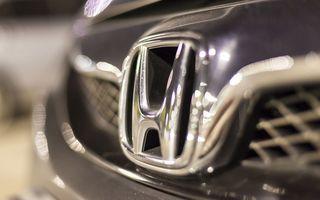 Honda estimează cel mai mic profit din ultimii 10 ani, pe fondul pandemiei: scădere de 68% în 2020