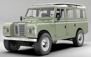Zero Labs transformă Land Rover Series III în vehicul electric: până la 600 CP și autonomie de peste 380 de kilometri