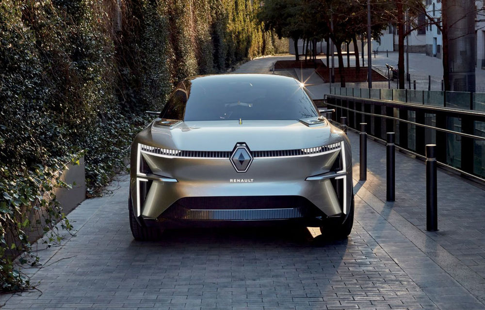 Luca de Meo anunță primele schimbări la Renault: francezii se concentrează pe design și pe lansarea de modele compacte - Poza 1