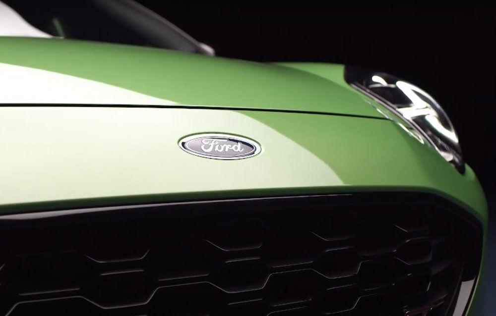 Încă un teaser pentru Ford Puma ST: versiunea de performanță va fi prezentată în 24 septembrie - Poza 1