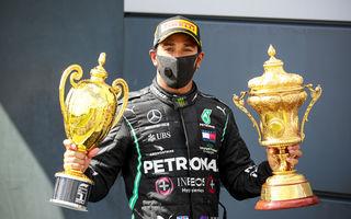 """Hamilton își dorește o luptă echilibrată pentru titlu cu Verstappen și Leclerc: """"Nu speram la un astfel de sezon"""""""