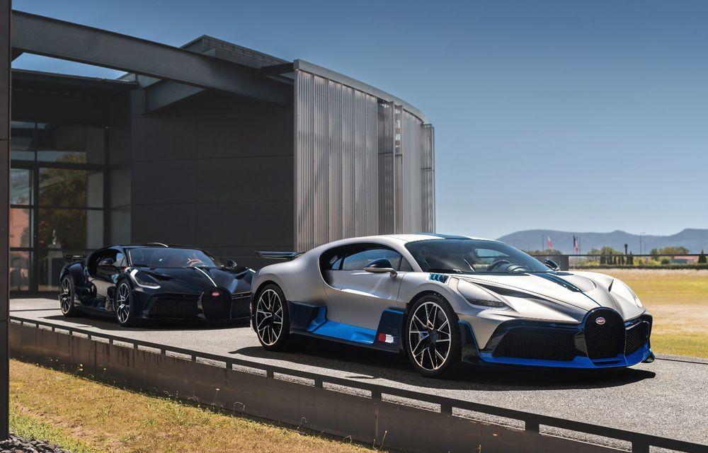 Bugatti a început livrările hypercar-ului Divo: producție limitată la 40 de unități și preț de 5 milioane de euro - Poza 11
