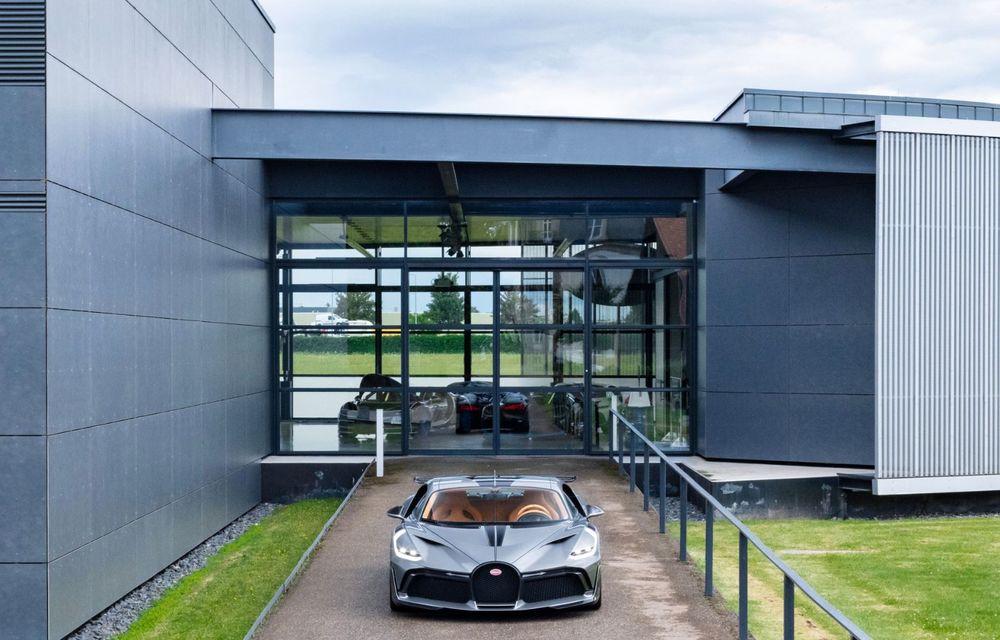 Bugatti a început livrările hypercar-ului Divo: producție limitată la 40 de unități și preț de 5 milioane de euro - Poza 5
