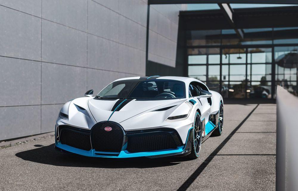 Bugatti a început livrările hypercar-ului Divo: producție limitată la 40 de unități și preț de 5 milioane de euro - Poza 18