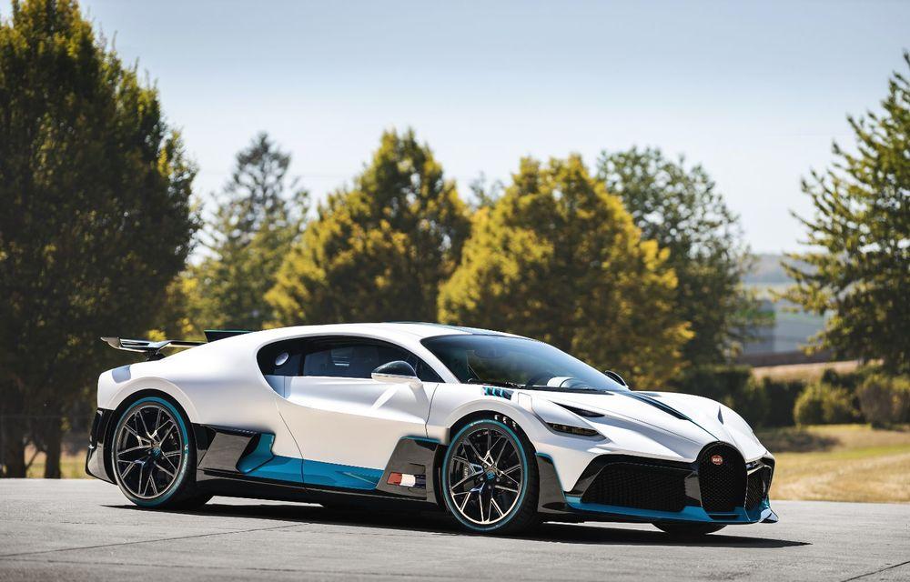 Bugatti a început livrările hypercar-ului Divo: producție limitată la 40 de unități și preț de 5 milioane de euro - Poza 19