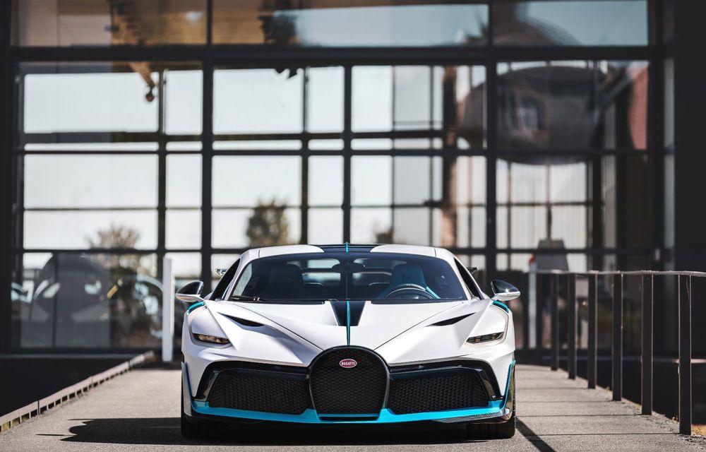 Bugatti a început livrările hypercar-ului Divo: producție limitată la 40 de unități și preț de 5 milioane de euro - Poza 21
