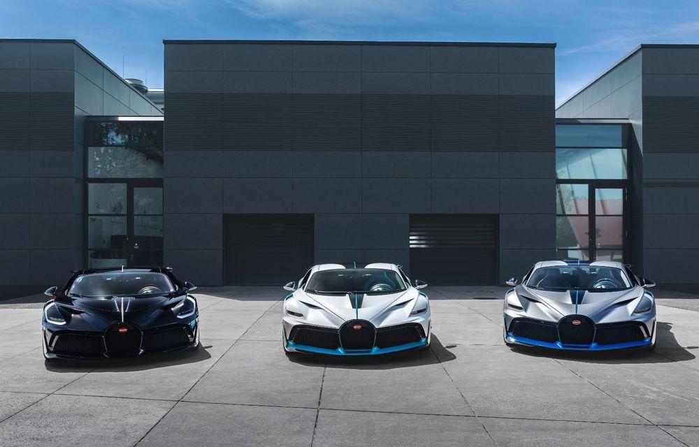 Bugatti a început livrările hypercar-ului Divo: producție limitată la 40 de unități și preț de 5 milioane de euro - Poza 10