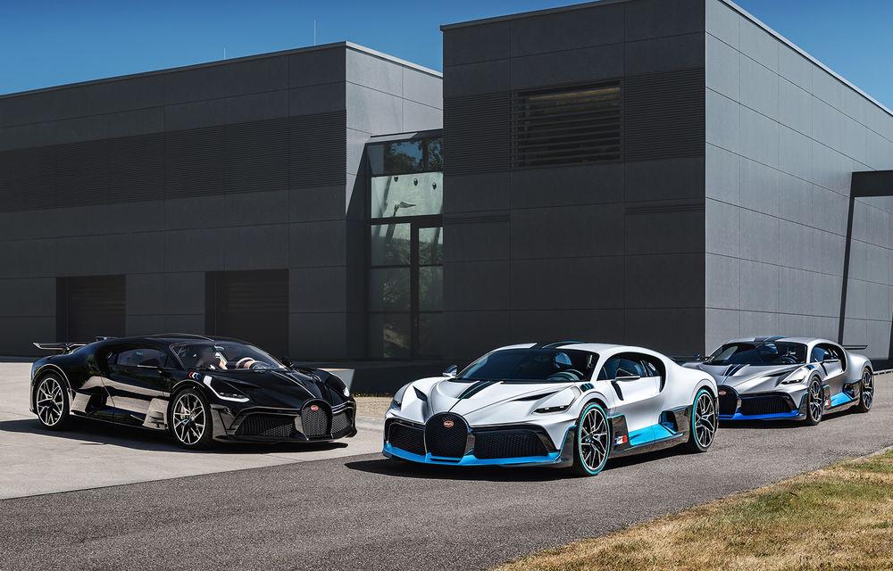 Bugatti a început livrările hypercar-ului Divo: producție limitată la 40 de unități și preț de 5 milioane de euro - Poza 1