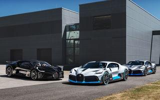 Bugatti a început livrările hypercar-ului Divo: producție limitată la 40 de unități și preț de 5 milioane de euro
