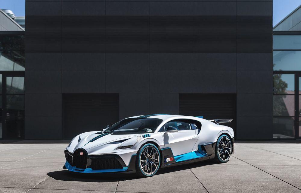 Bugatti a început livrările hypercar-ului Divo: producție limitată la 40 de unități și preț de 5 milioane de euro - Poza 17