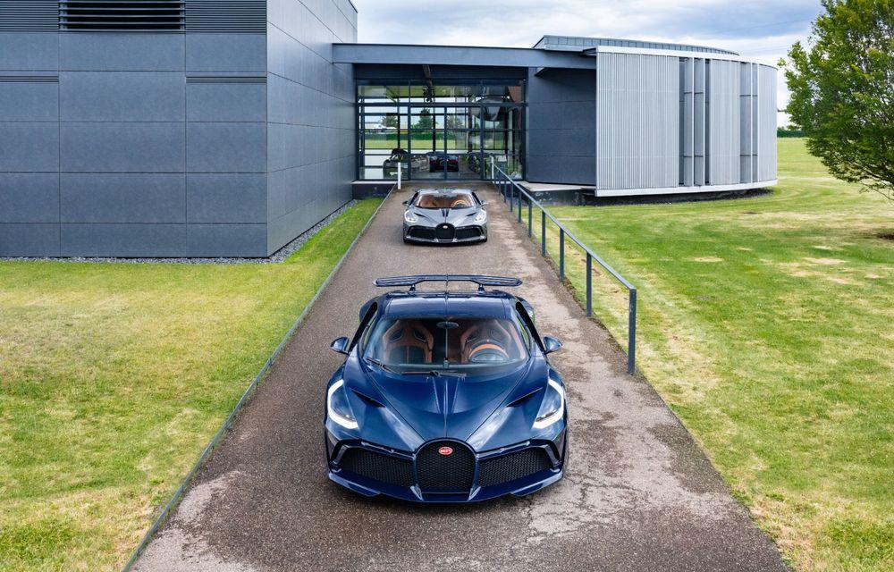 Bugatti a început livrările hypercar-ului Divo: producție limitată la 40 de unități și preț de 5 milioane de euro - Poza 4