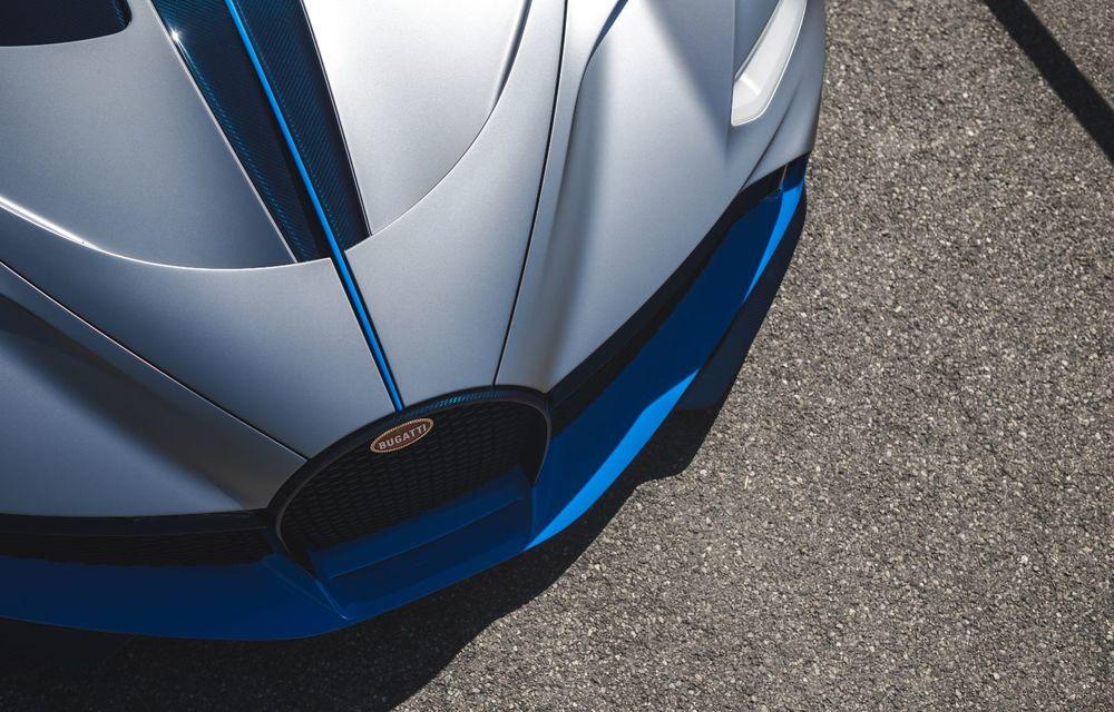 Bugatti a început livrările hypercar-ului Divo: producție limitată la 40 de unități și preț de 5 milioane de euro - Poza 15