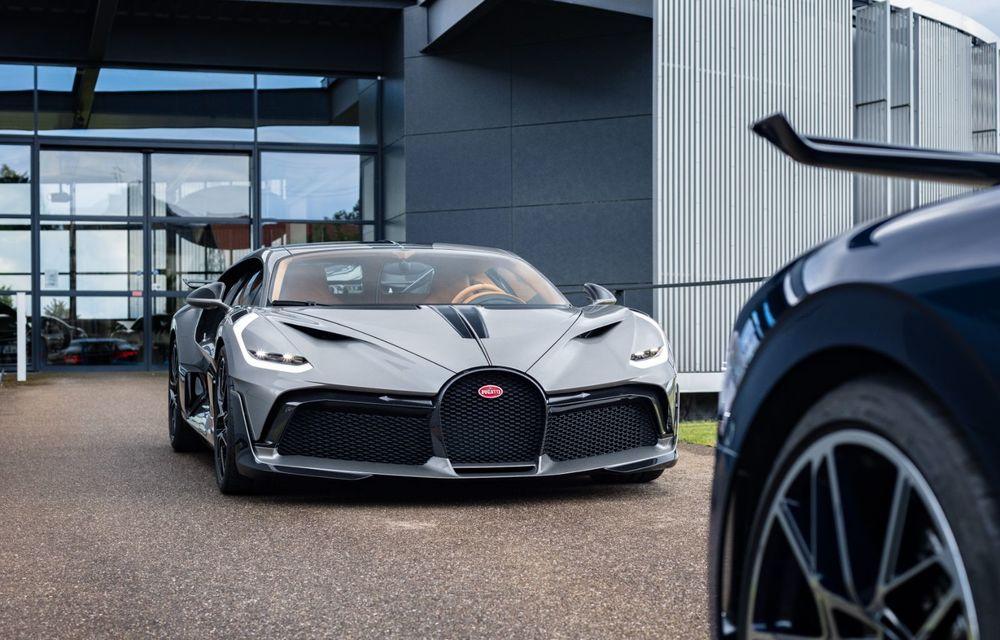 Bugatti a început livrările hypercar-ului Divo: producție limitată la 40 de unități și preț de 5 milioane de euro - Poza 6