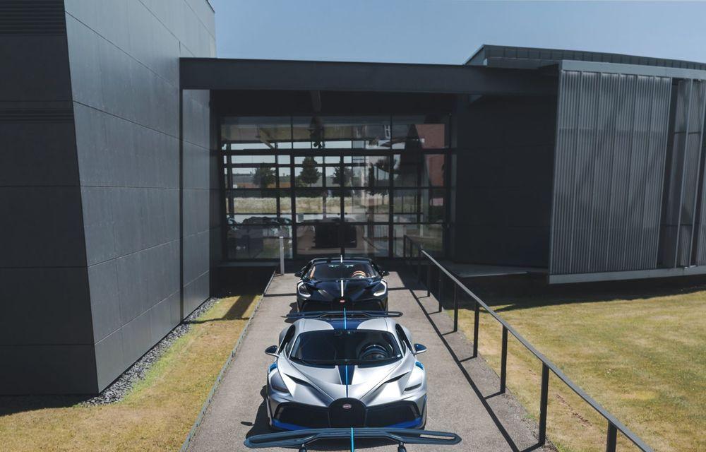 Bugatti a început livrările hypercar-ului Divo: producție limitată la 40 de unități și preț de 5 milioane de euro - Poza 12
