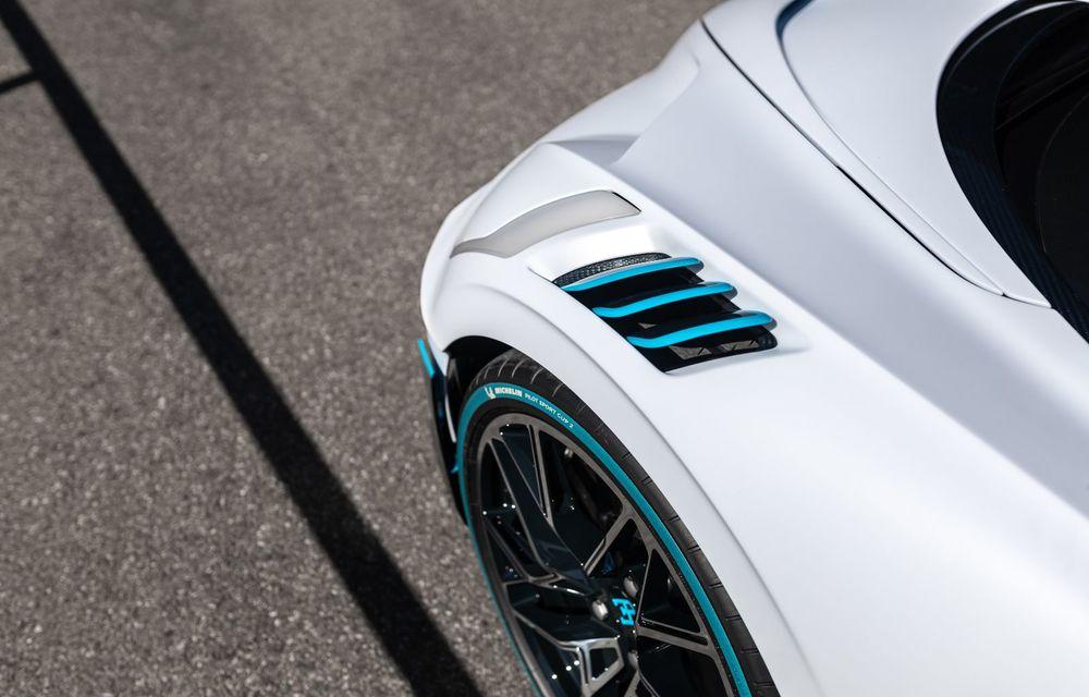 Bugatti a început livrările hypercar-ului Divo: producție limitată la 40 de unități și preț de 5 milioane de euro - Poza 27