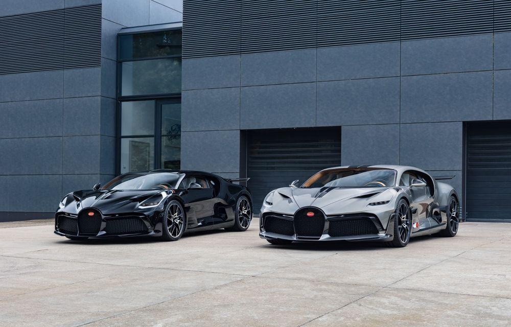 Bugatti a început livrările hypercar-ului Divo: producție limitată la 40 de unități și preț de 5 milioane de euro - Poza 3