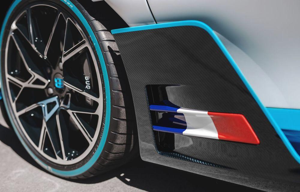 Bugatti a început livrările hypercar-ului Divo: producție limitată la 40 de unități și preț de 5 milioane de euro - Poza 20