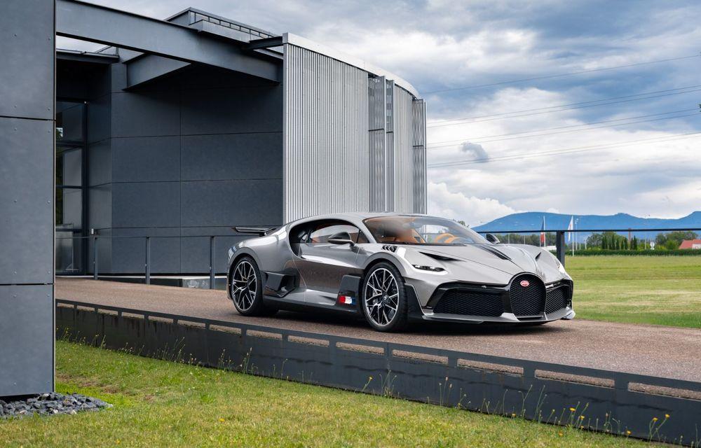 Bugatti a început livrările hypercar-ului Divo: producție limitată la 40 de unități și preț de 5 milioane de euro - Poza 7