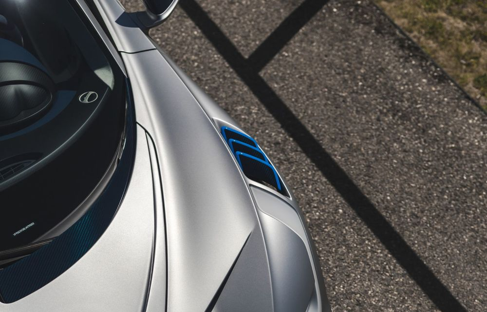 Bugatti a început livrările hypercar-ului Divo: producție limitată la 40 de unități și preț de 5 milioane de euro - Poza 16