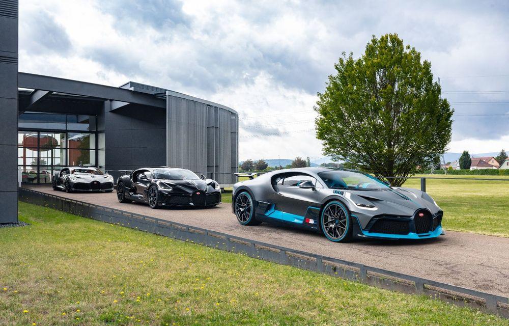 Bugatti a început livrările hypercar-ului Divo: producție limitată la 40 de unități și preț de 5 milioane de euro - Poza 2