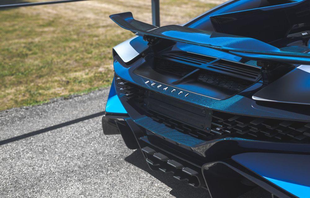 Bugatti a început livrările hypercar-ului Divo: producție limitată la 40 de unități și preț de 5 milioane de euro - Poza 25