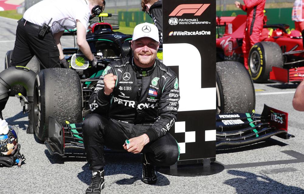"""Bottas și-a prelungit contractul cu Mercedes pentru sezonul 2021: """"Visul meu este să devin campion mondial"""" - Poza 1"""