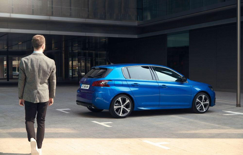 Prețuri Peugeot 308 facelift în România: cea mai recentă versiune a modelului compact pornește de la aproape 18.300 de euro - Poza 7