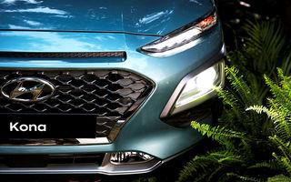 Video. Hyundai Kona N, spionat pe circuit: SUV-ul de performanță ar urma să ofere peste 200 CP