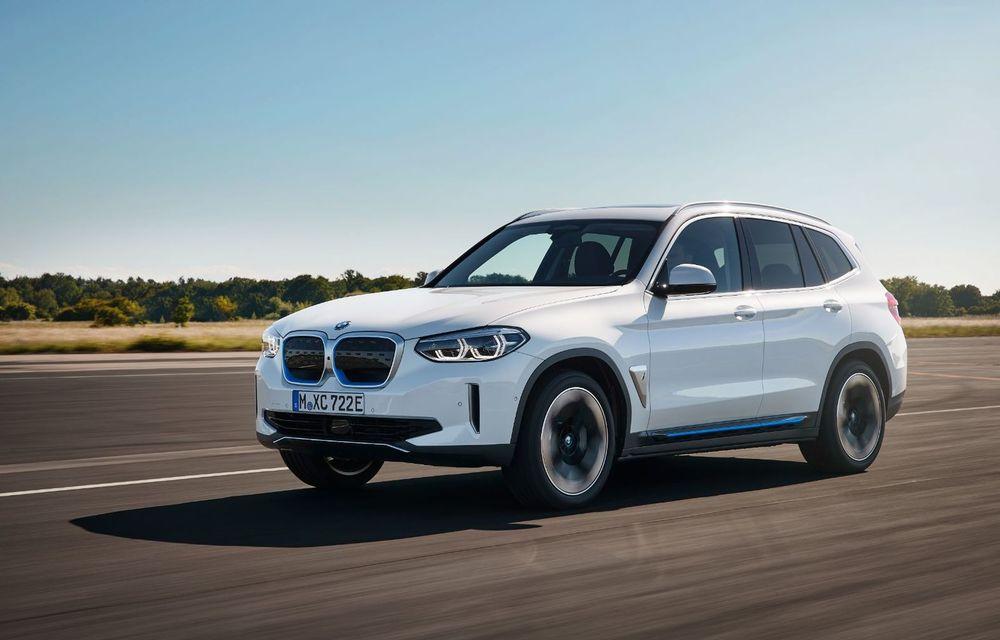 """BMW: """"Mașinile electrice vor costa cât modelele cu motoare clasice. Dar asta pentru că prețul acestora din urmă va crește"""" - Poza 1"""