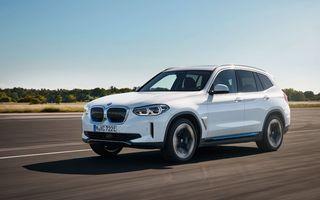 """BMW: """"Mașinile electrice vor costa cât modelele cu motoare clasice. Dar asta pentru că prețul acestora din urmă va crește"""""""
