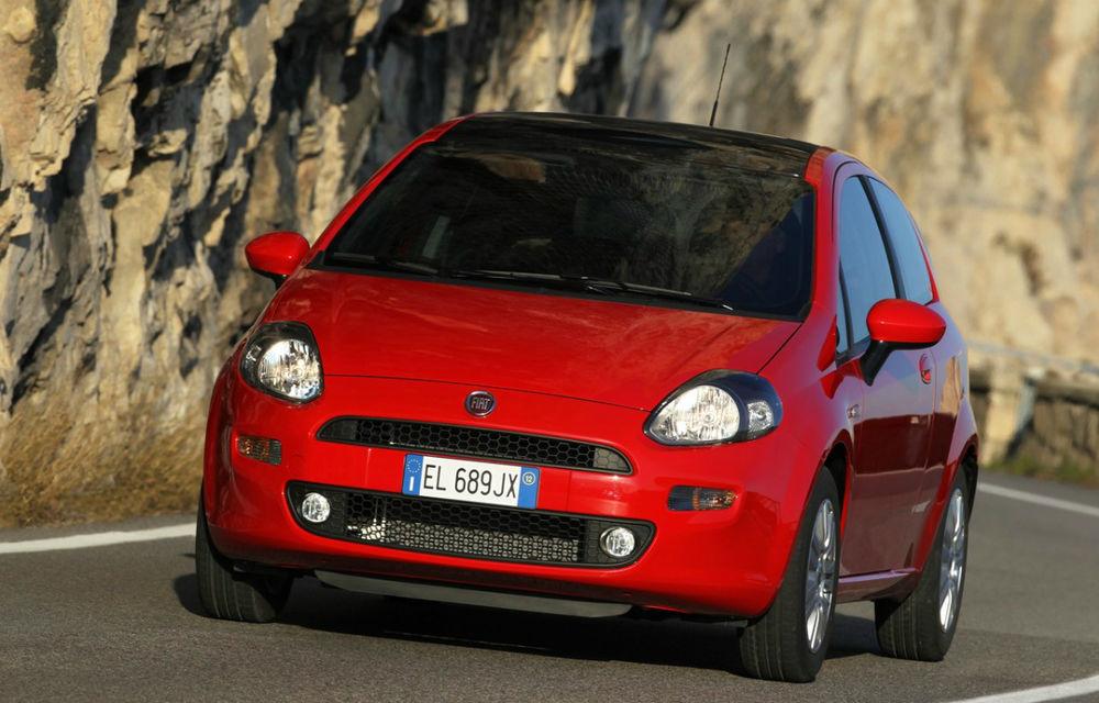 Informații neoficiale: succesorul lui Fiat Punto și viitorul SUV Alfa Romeo vor utiliza aceeași platformă ca Peugeot 208 și 2008 - Poza 1