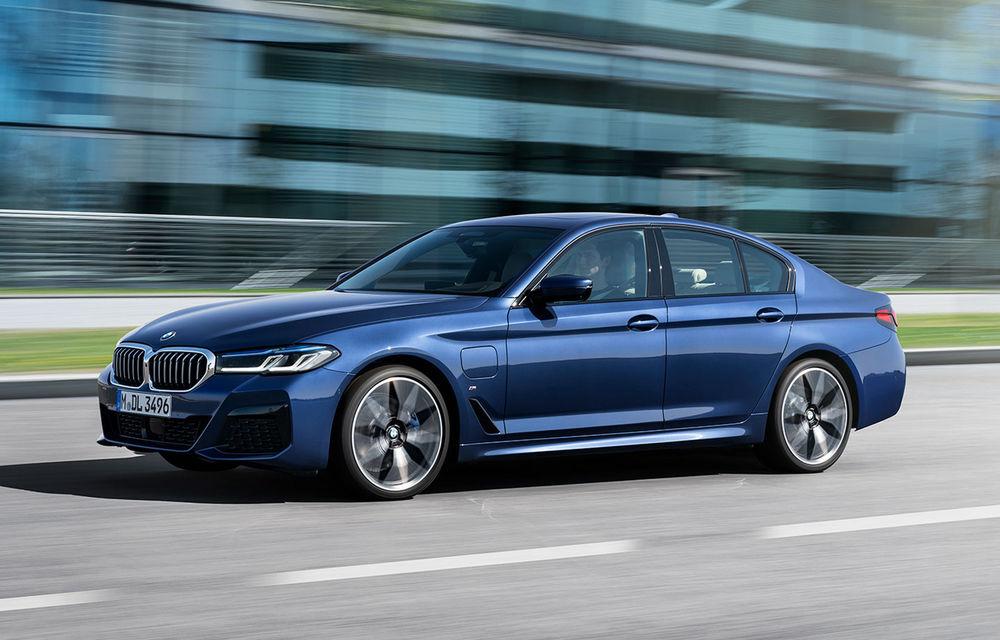 Prețuri BMW Seria 5 facelift în România: sedanul producătorului german pornește de la 50.000 de euro - Poza 1