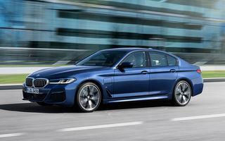 Prețuri BMW Seria 5 facelift în România: sedanul producătorului german pornește de la 50.000 de euro