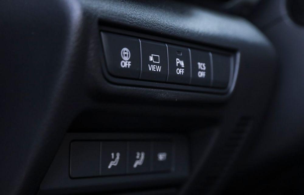Întâlnire cu MX-30, prima electrică Mazda: autonomia de 200 de kilometri - între probleme de imagine, cifre oficiale și realități - Poza 70