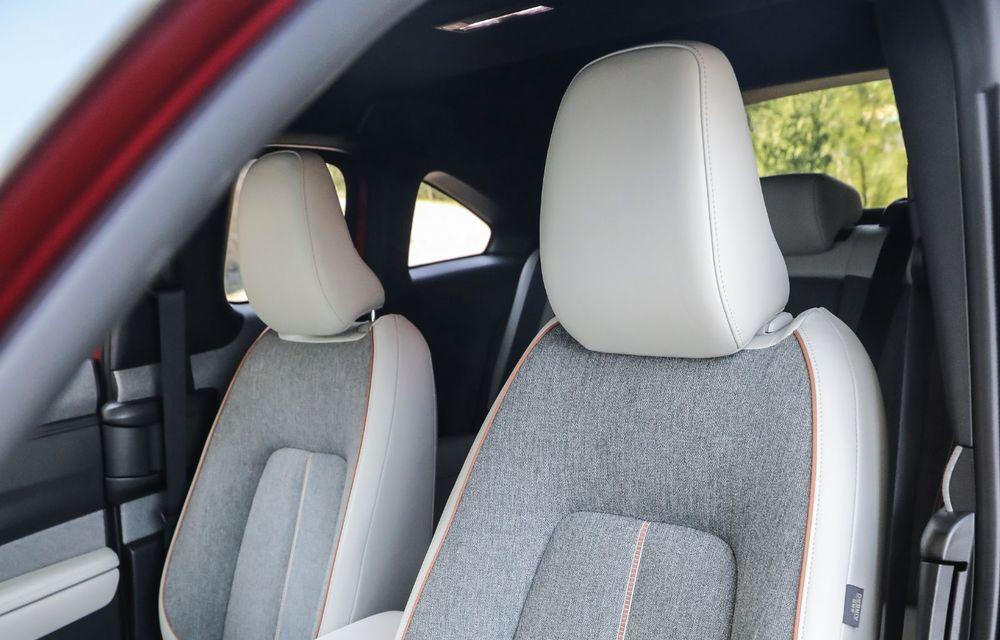 Întâlnire cu MX-30, prima electrică Mazda: autonomia de 200 de kilometri - între probleme de imagine, cifre oficiale și realități - Poza 65