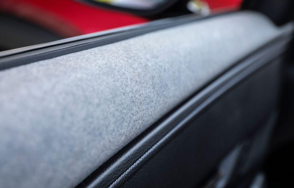 Întâlnire cu MX-30, prima electrică Mazda: autonomia de 200 de kilometri - între probleme de imagine, cifre oficiale și realități - Poza 71