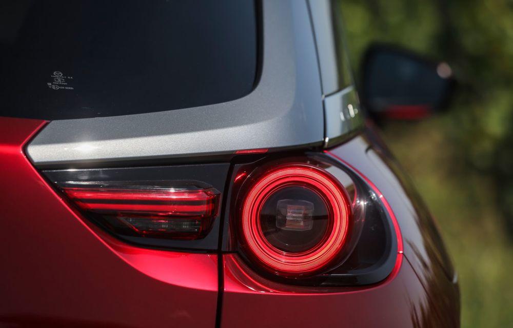 Întâlnire cu MX-30, prima electrică Mazda: autonomia de 200 de kilometri - între probleme de imagine, cifre oficiale și realități - Poza 32