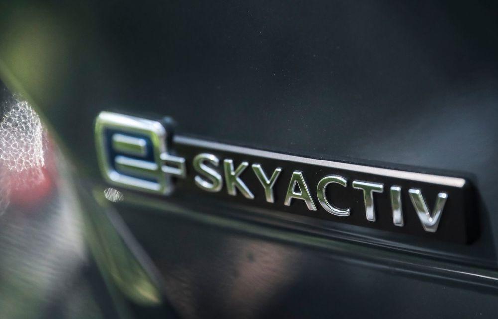 Întâlnire cu MX-30, prima electrică Mazda: autonomia de 200 de kilometri - între probleme de imagine, cifre oficiale și realități - Poza 26