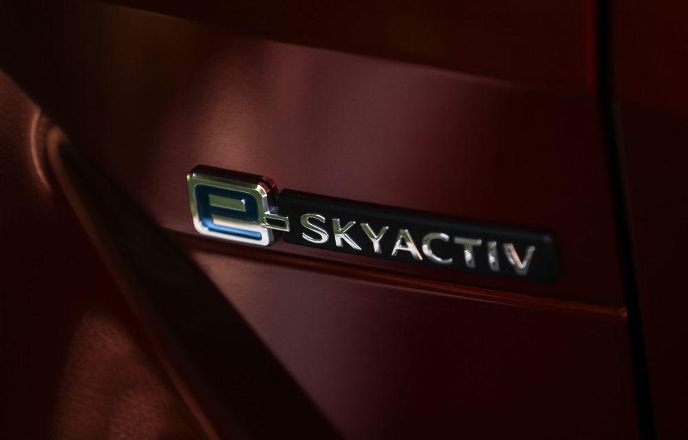 Întâlnire cu MX-30, prima electrică Mazda: autonomia de 200 de kilometri - între probleme de imagine, cifre oficiale și realități - Poza 43
