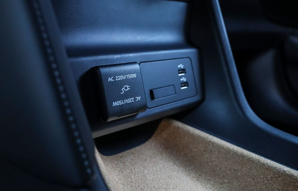 Întâlnire cu MX-30, prima electrică Mazda: autonomia de 200 de kilometri - între probleme de imagine, cifre oficiale și realități - Poza 62