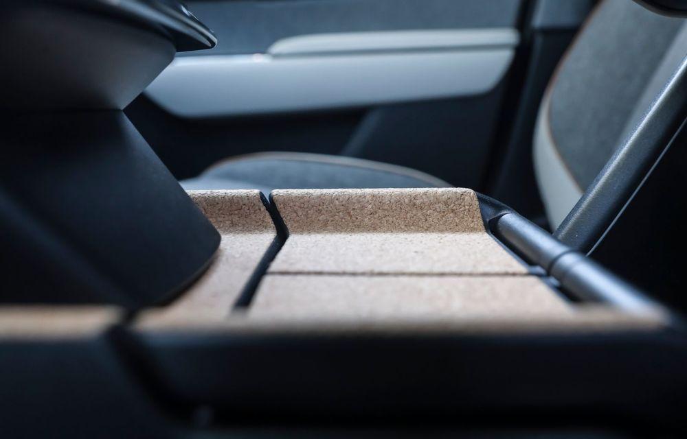 Întâlnire cu MX-30, prima electrică Mazda: autonomia de 200 de kilometri - între probleme de imagine, cifre oficiale și realități - Poza 68