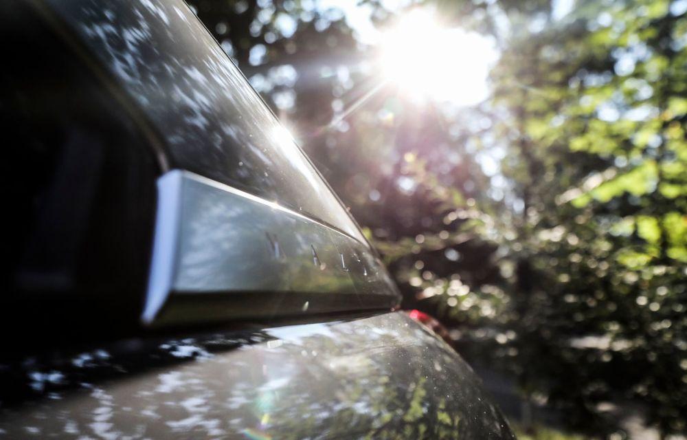 Întâlnire cu MX-30, prima electrică Mazda: autonomia de 200 de kilometri - între probleme de imagine, cifre oficiale și realități - Poza 4