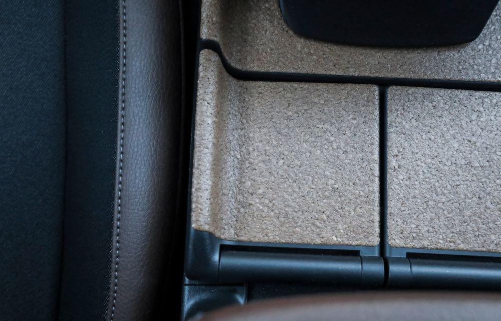 Întâlnire cu MX-30, prima electrică Mazda: autonomia de 200 de kilometri - între probleme de imagine, cifre oficiale și realități - Poza 79
