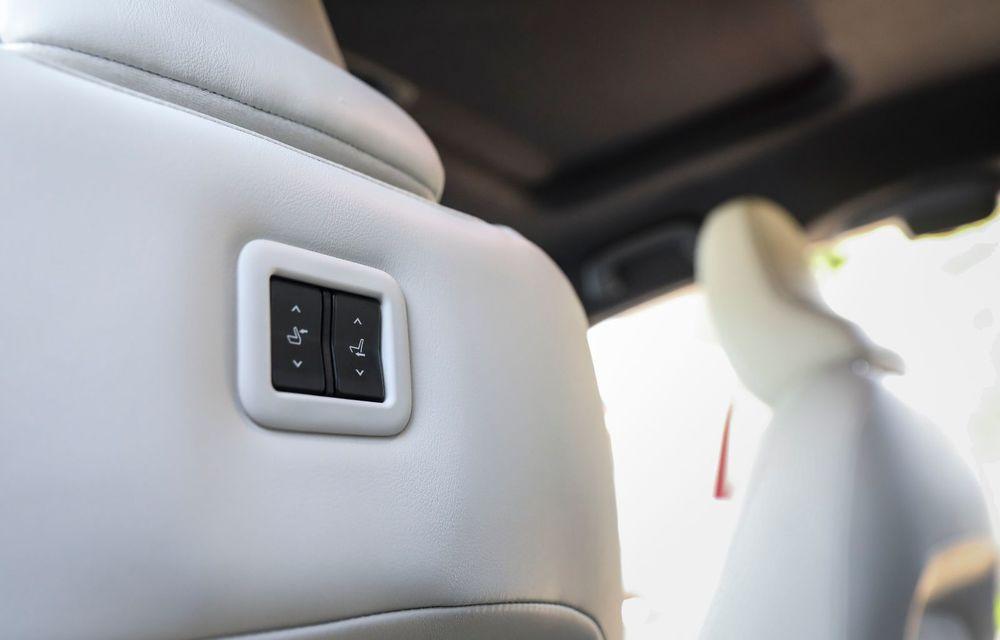 Întâlnire cu MX-30, prima electrică Mazda: autonomia de 200 de kilometri - între probleme de imagine, cifre oficiale și realități - Poza 74