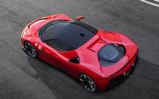 Ferrari amână livrările lui SF90 Stradale: supercar-ul plug-in hybrid va ajunge la clienți spre finalul anului