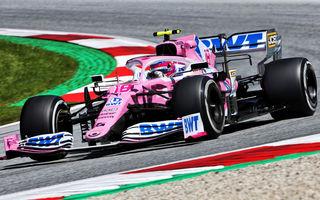 Decizie controversată: Racing Point a fost penalizată cu 15 puncte pentru copierea sistemului de frâne Mercedes, dar îl poate folosi în continuare