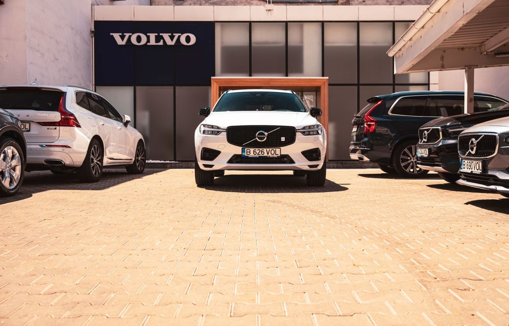 Rețeaua Volvo se extinde în România: 8 dealeri și 9 service-uri la dispoziția clienților mărcii suedeze - Poza 13