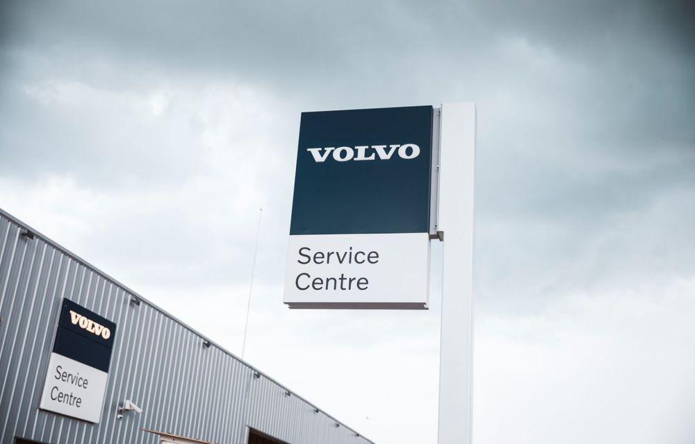 Rețeaua Volvo se extinde în România: 8 dealeri și 9 service-uri la dispoziția clienților mărcii suedeze - Poza 66