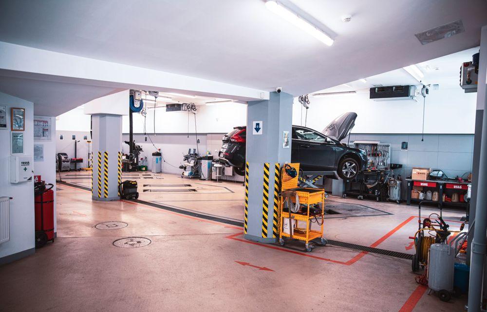 Rețeaua Volvo se extinde în România: 8 dealeri și 9 service-uri la dispoziția clienților mărcii suedeze - Poza 19