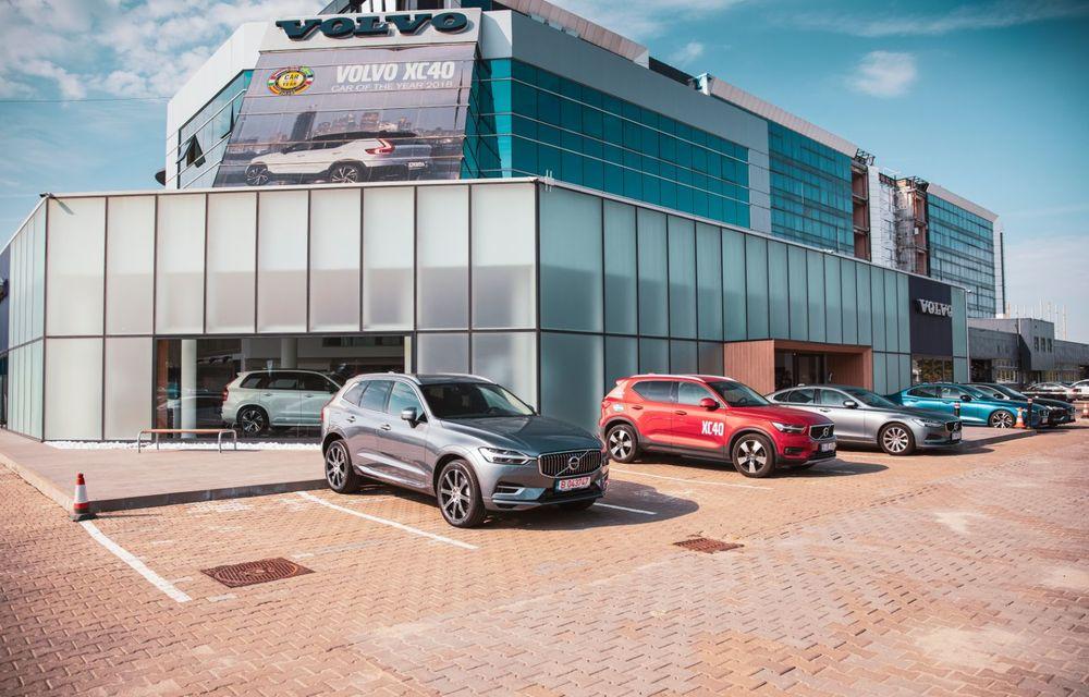 Rețeaua Volvo se extinde în România: 8 dealeri și 9 service-uri la dispoziția clienților mărcii suedeze - Poza 8
